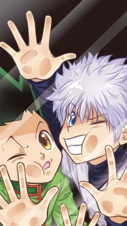 Killua And Gon Wallpaper