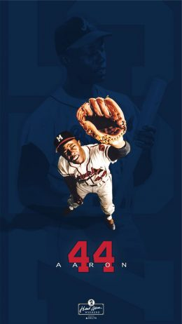 HD Hank Aaron Wallpaper
