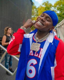 Backgraund Dababy Wallpaper