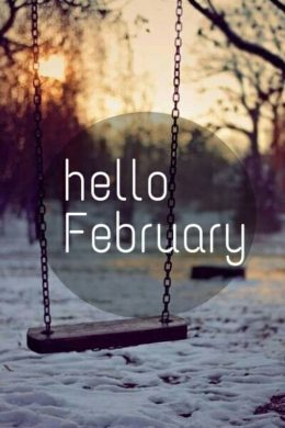 HD February Wallpaper
