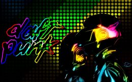 Desktop Daft Punk Wallpaper