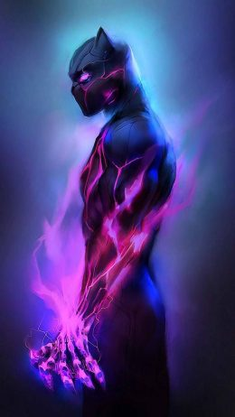 Background Black Panther Wallpaper