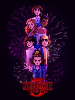 HD Stranger Things Wallpaper