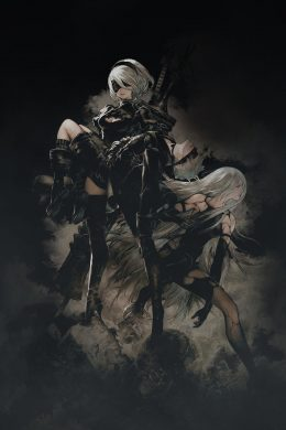 Nier Automata HD Wallpaper