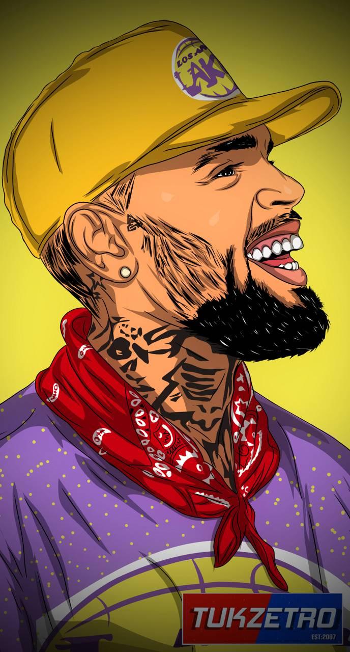 Hd Chris Brown Wallpaper Enwallpaper
