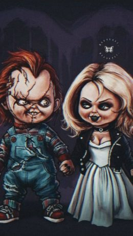 Backgraund Chucky Wallpaper