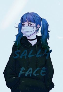 Backgraund Sally Face Wallpaper