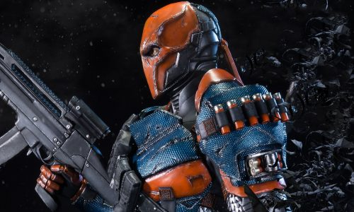 Desktop Deathstroke Wallpaper