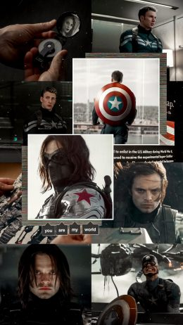 HD Bucky Barnes Wallpaper