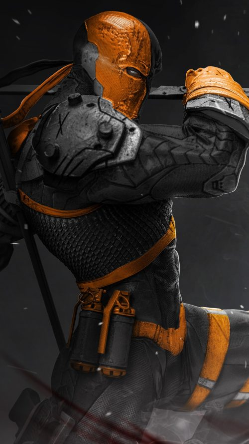 Deathstroke Wallpaper