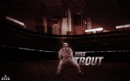 Desktop Mike Trout Wallpaper
