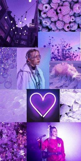 Purple Aesthetic Wallpaper