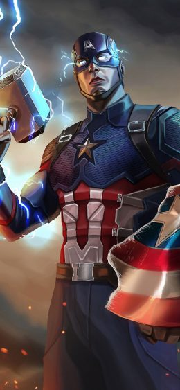 Captain America Wallpaper