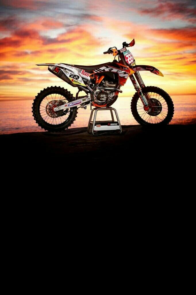 Backgraund Dirt Bike Wallpaper
