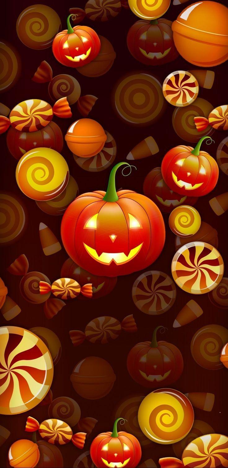 Aesthetic Halloween Wallpapers - EnWallpaper