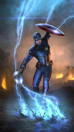Captain America Wallpaper