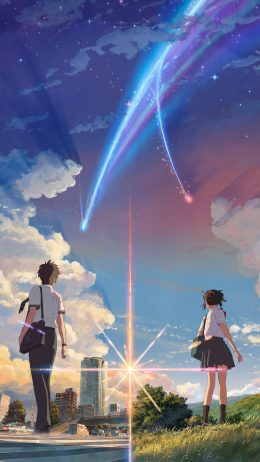 Your Name Wallpaper