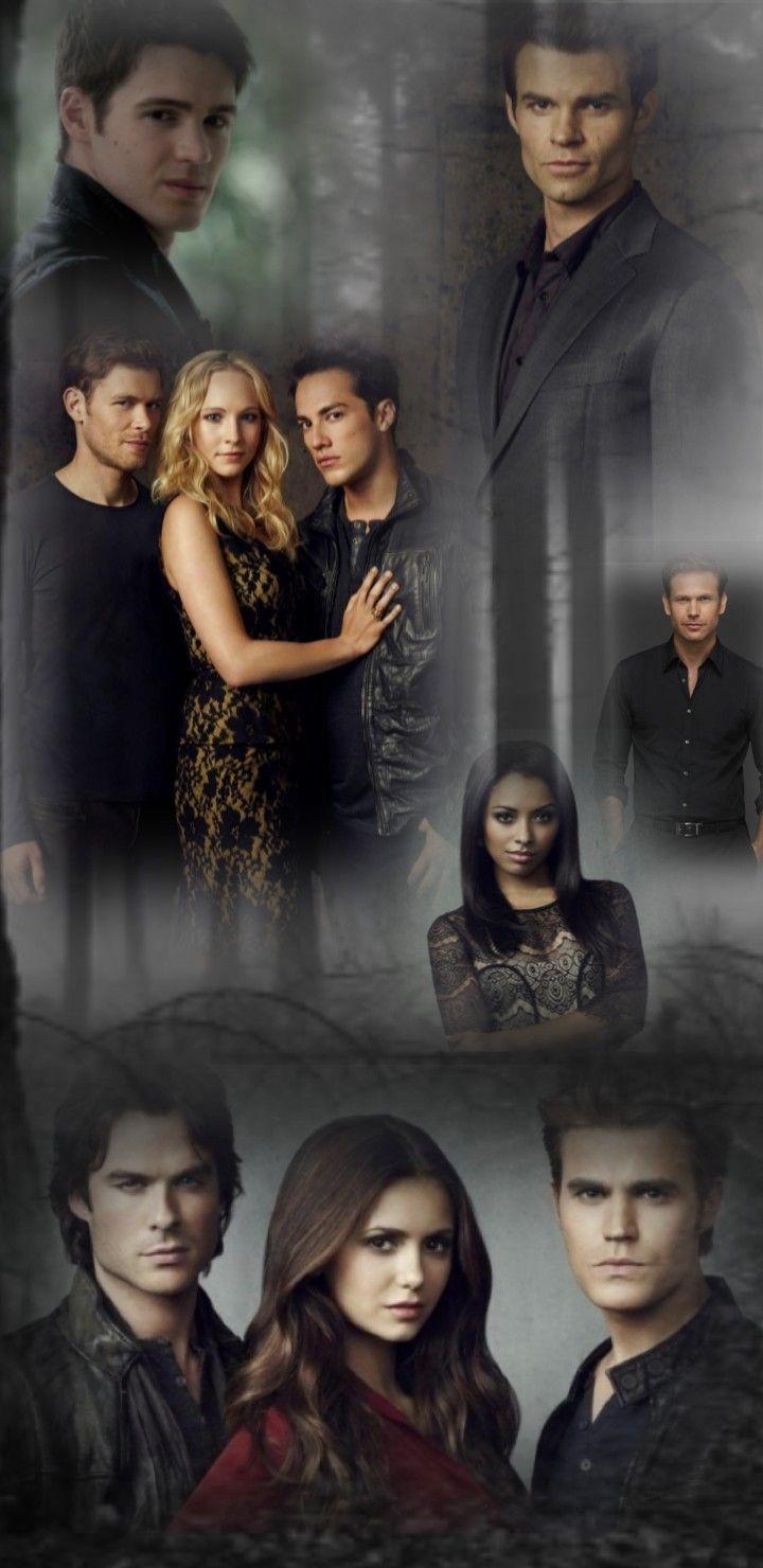 HD The Vampire Diaries Wallpaper - EnWallpaper