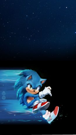 Backgraund Sonic Wallpaper