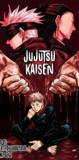 HD Jujutsu Kaisen Wallpaper