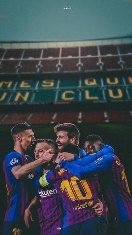 Barcelona Wallpaper