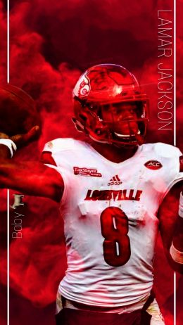 Lamar Jackson Wallpaper
