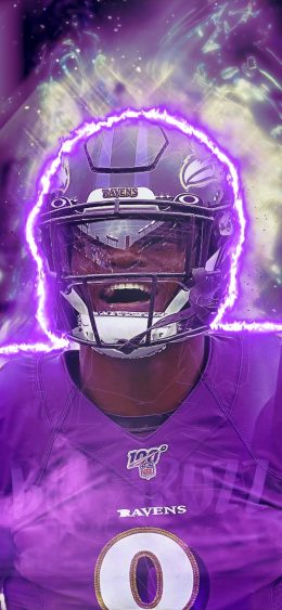 HD Lamar Jackson Wallpaper