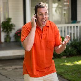 Backgraund Adam Sandler Wallpaper