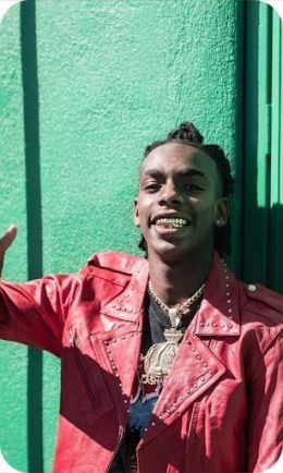 Backgraund Ynw Melly Wallpaper