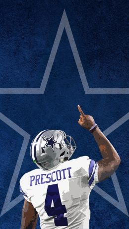 Dak Prescott Wallpaper