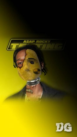 Backgraund Asap Rocky Wallpaper