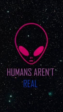 Background Alien Wallpaper