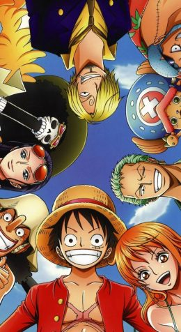 Backgraund One Piece Live Wallpaper