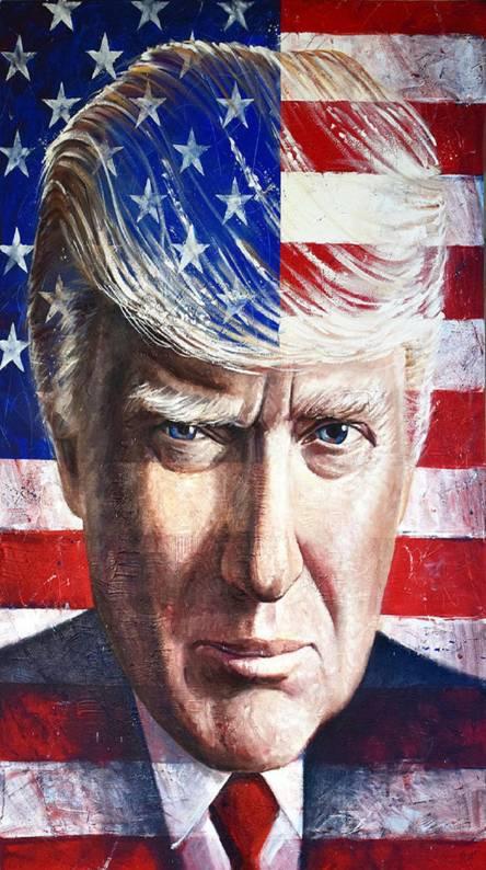 Trump 2020 Wallpaper - EnWallpaper