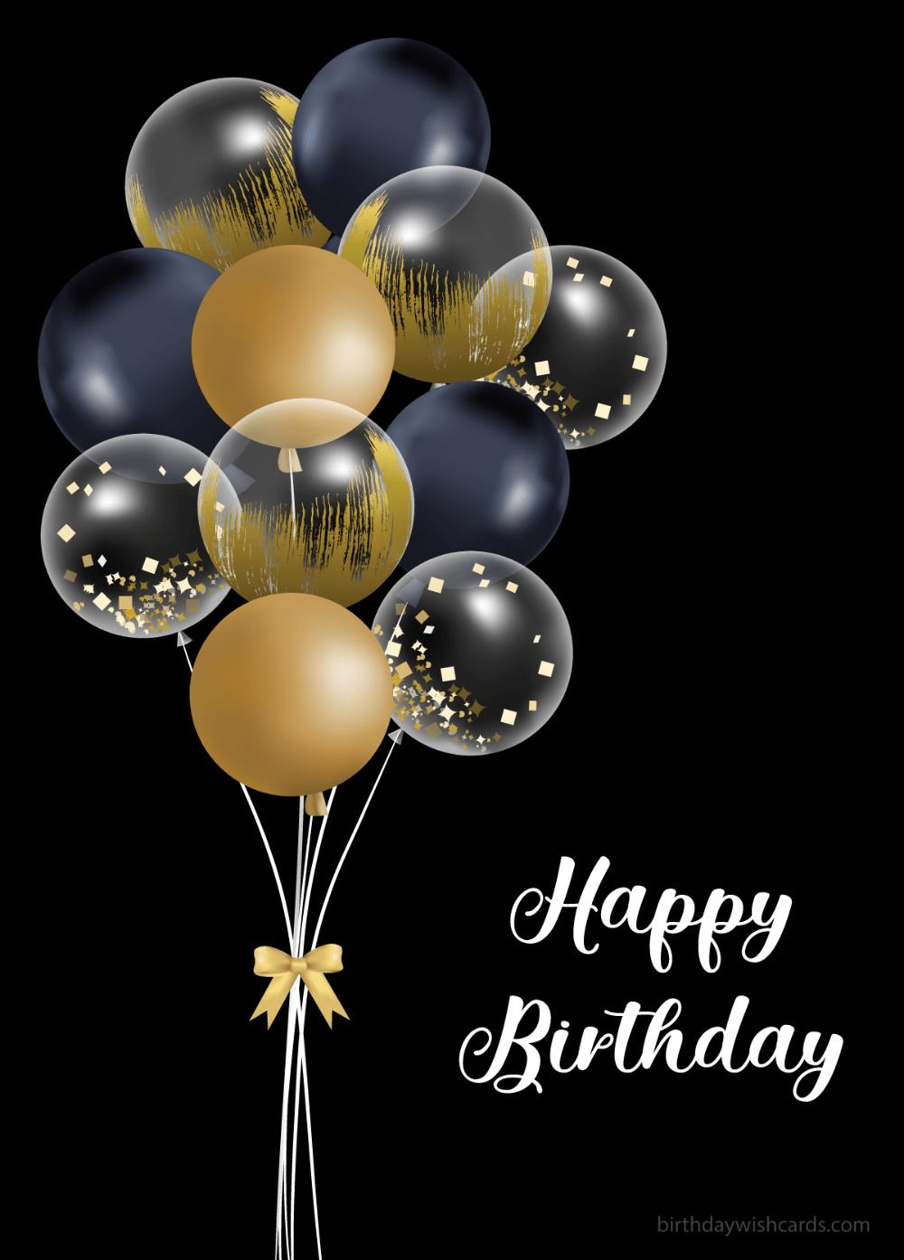 Happy Birthday Wallpaper   EnWallpaper