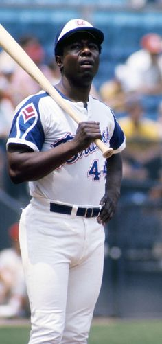 Backgraund Hank Aaron Wallpaper