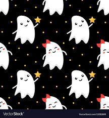 Cute Ghost Wallpaper