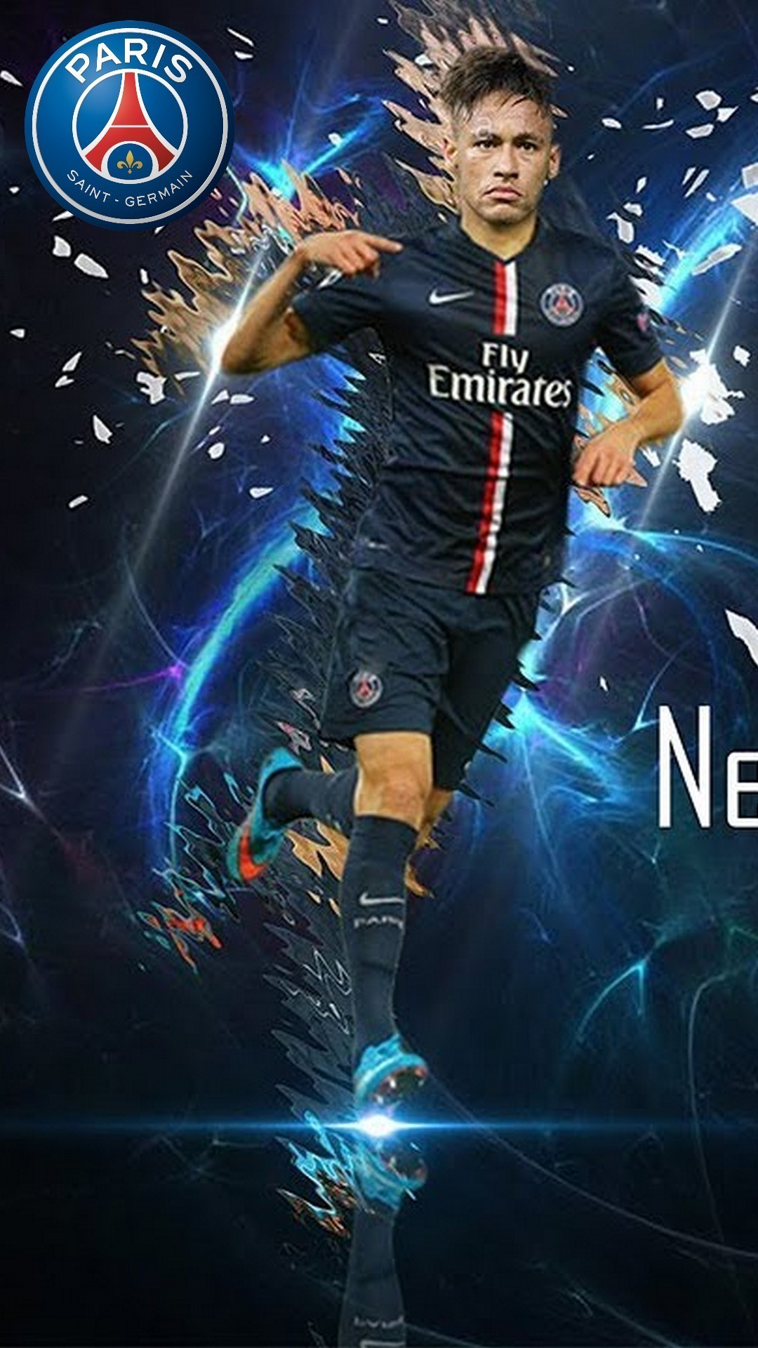 Neymar Wallpaper - EnWallpaper