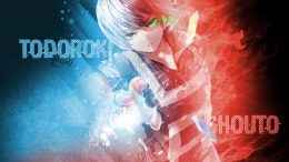 Destop Todoroki Wallpaper