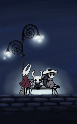 Hollow Knight Wallpaper